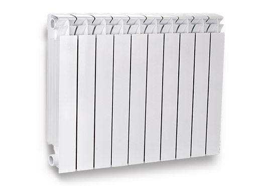铝制暖气片